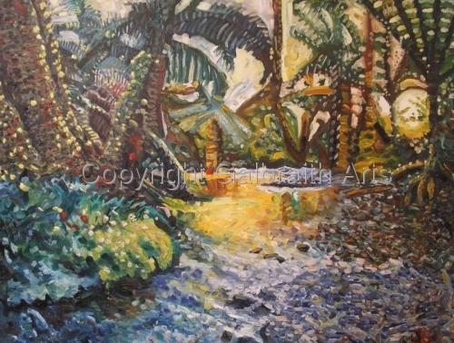 Healing Waters by Galbraith Arts