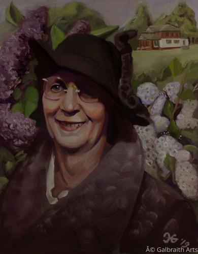 Grandma Selma by Galbraith Arts