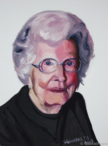 Aunt Audra by Galbraith Arts