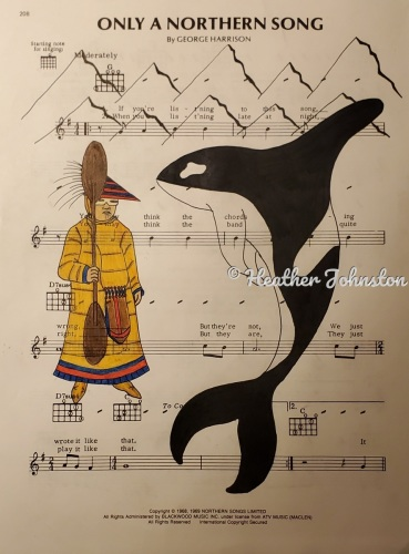 Northern Song (SOLD) by Heather Johnston