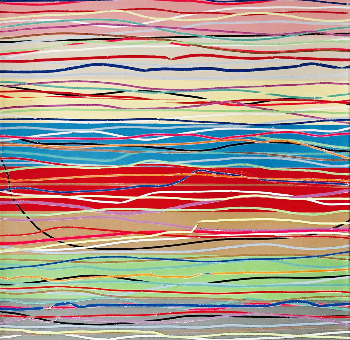 Untitled (Stripes V) (large view)