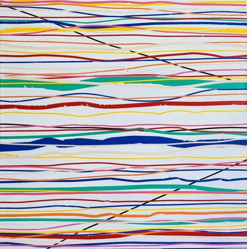 Untitled (Stripes VI)