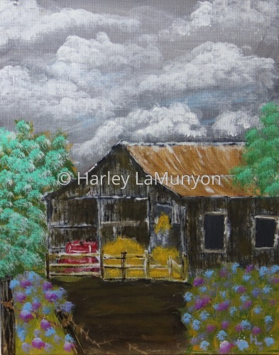 Stormy Night at the Farm #11