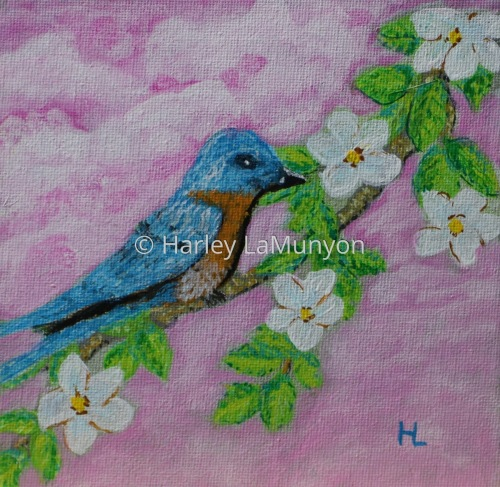 Bluebird of Love #24