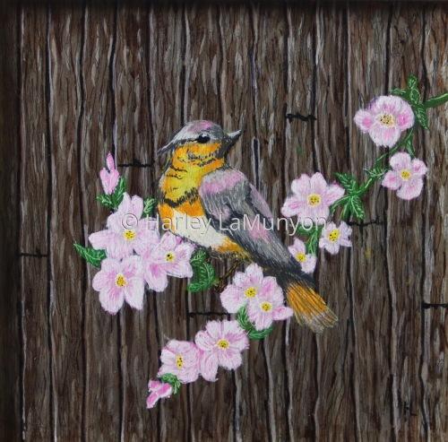Bird of Paradise #55