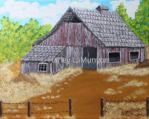 The Lonely Barn #77