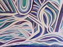 Painting--Acrylic-AbstractOrganics A Joy