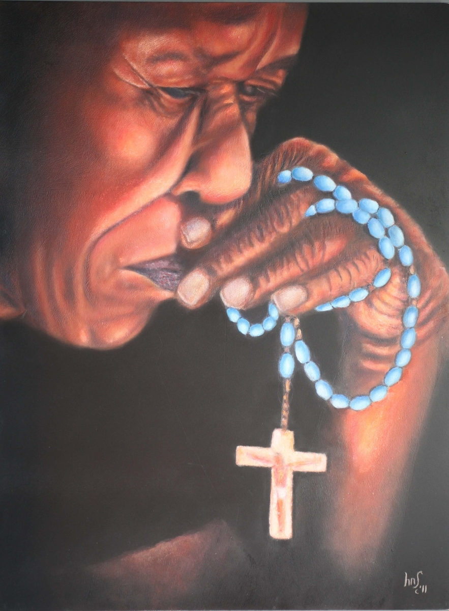 Haitian Rosary (large view)