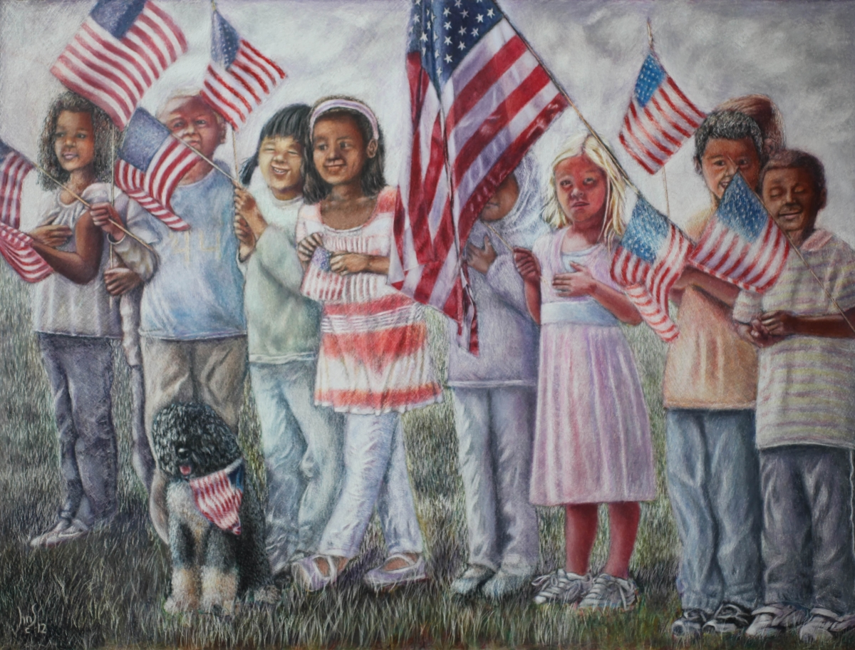 Obama's Little Patriots (large view)