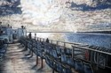 Ferry Dusk ($3500) (thumbnail)