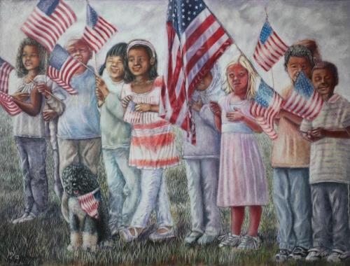 Obama's Little Patriots (large view)