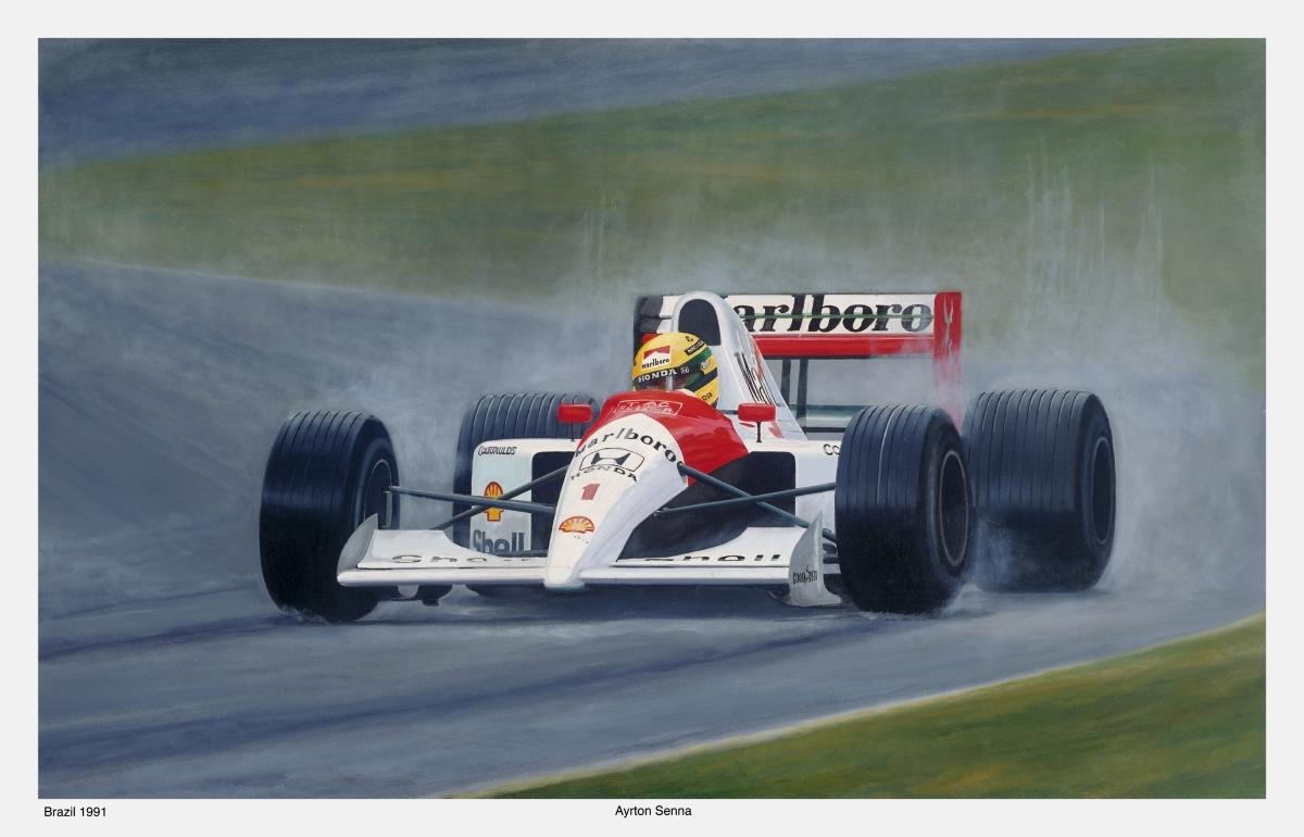 Senna Brasil 1991 (large view)