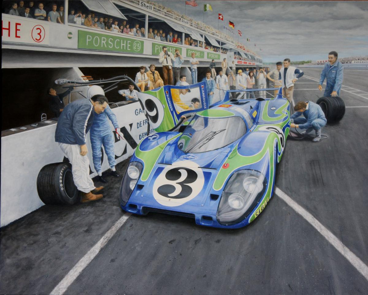 Porsche 917 (large view)