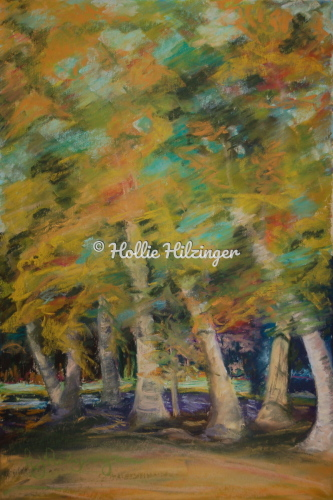 SUMMER BREEZES by Hollie Hilzinger