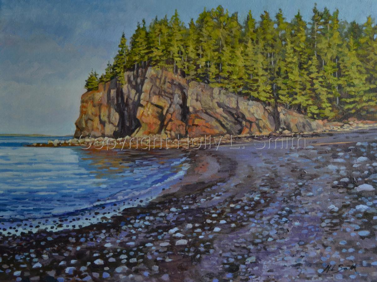 Owls Head Cliffs (large view)