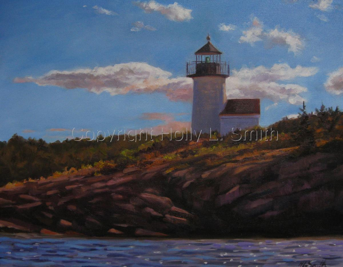 Camden Lighthouse (large view)