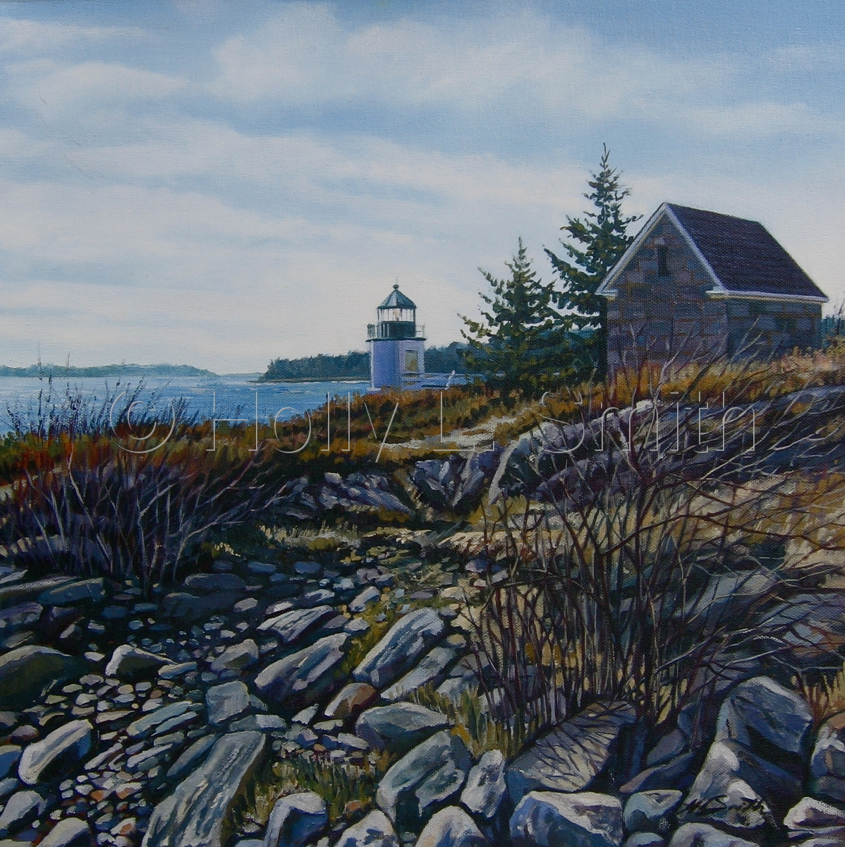 Marshall Point Lighthouse (large view)