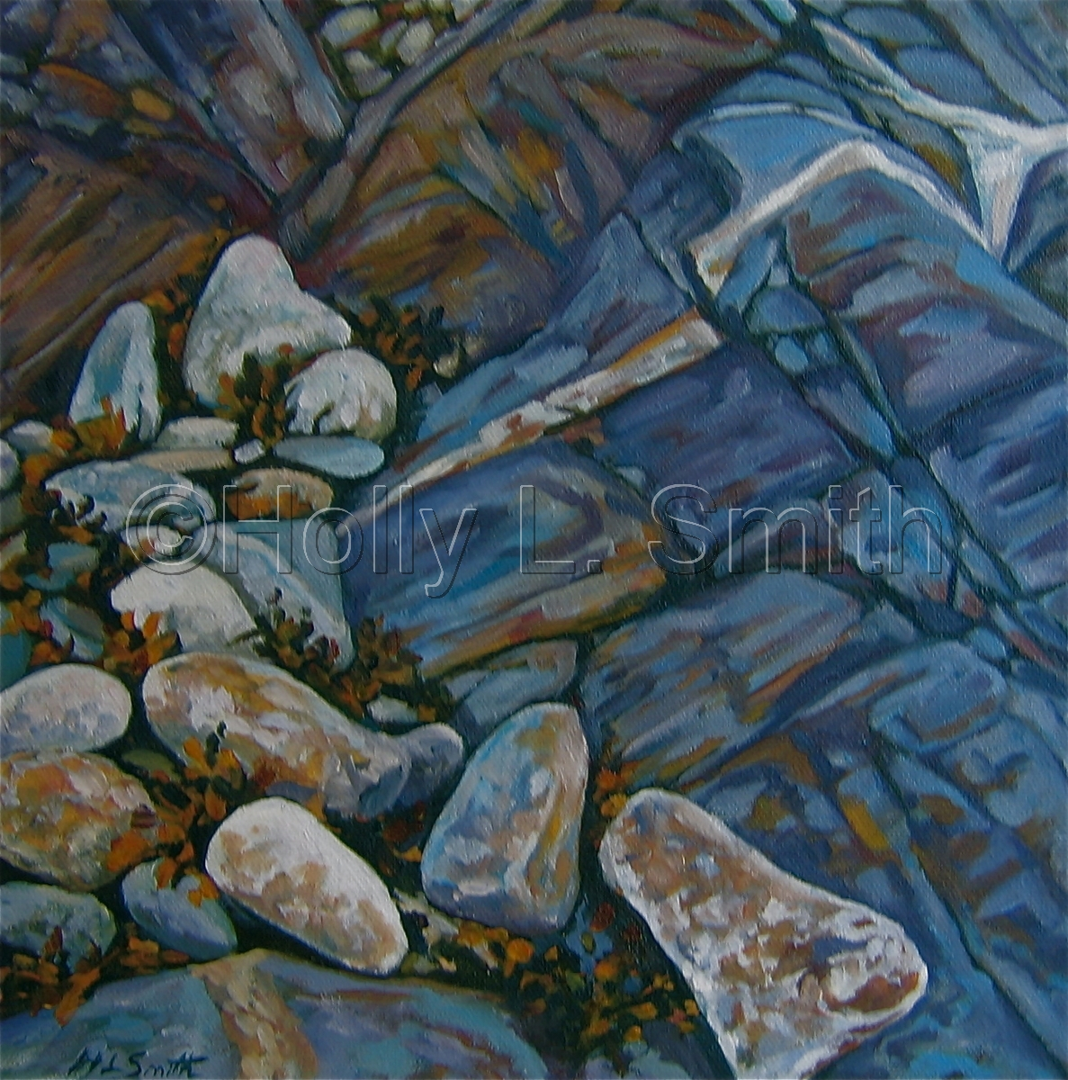 Sea Rocks SOLD (large view)
