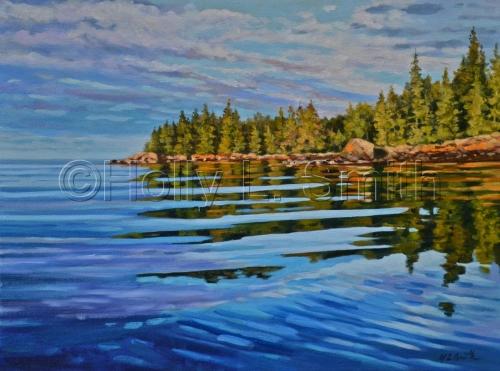 Reflective Cove