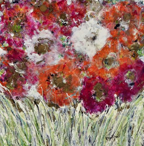 Bursting Blooms, 2014