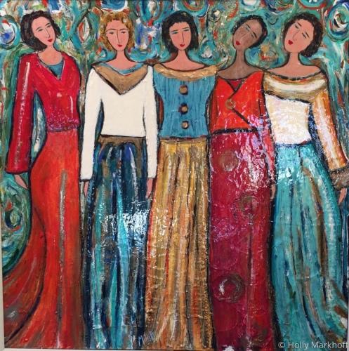Tapestry, 2018