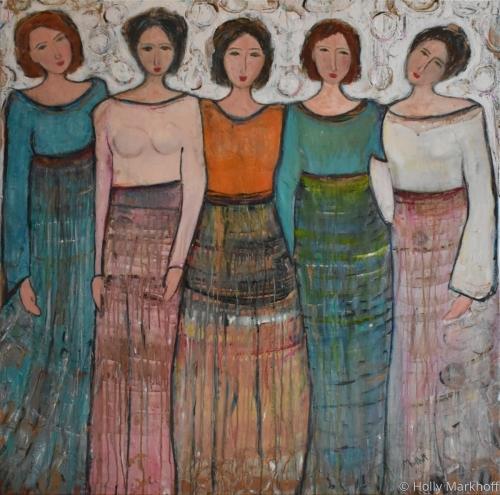 Angelic Quintet, 2019