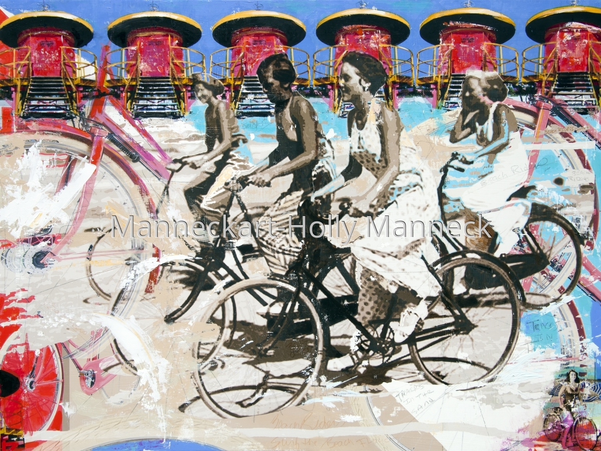 Beach Riders (large view)