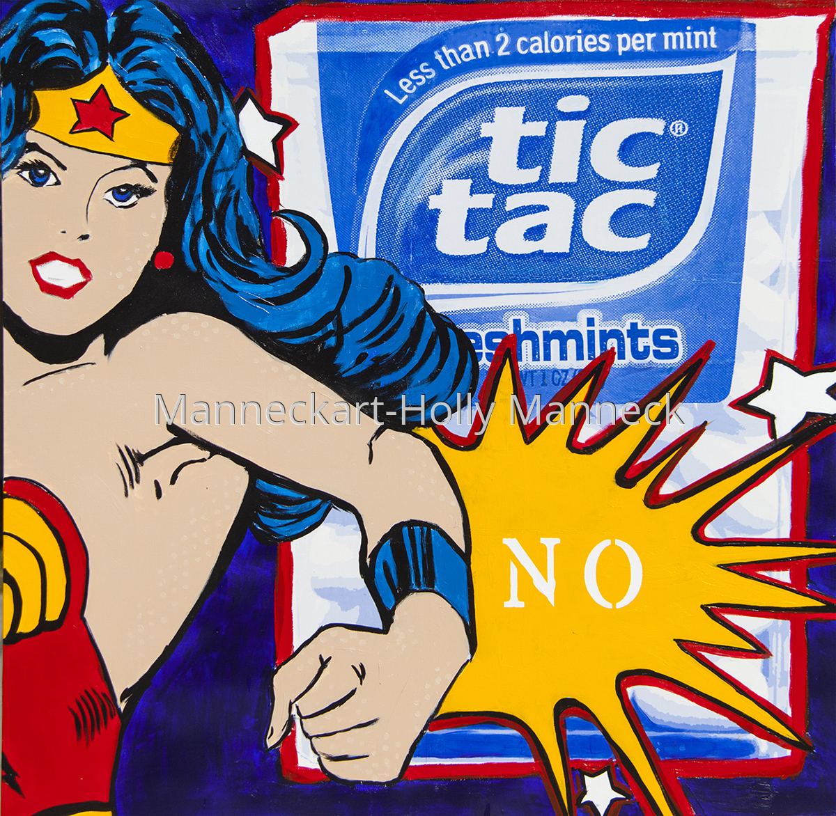 Tic Tac No (large view)