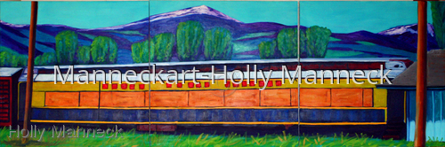 John Ringling's Northern Pacific by ManneckArt