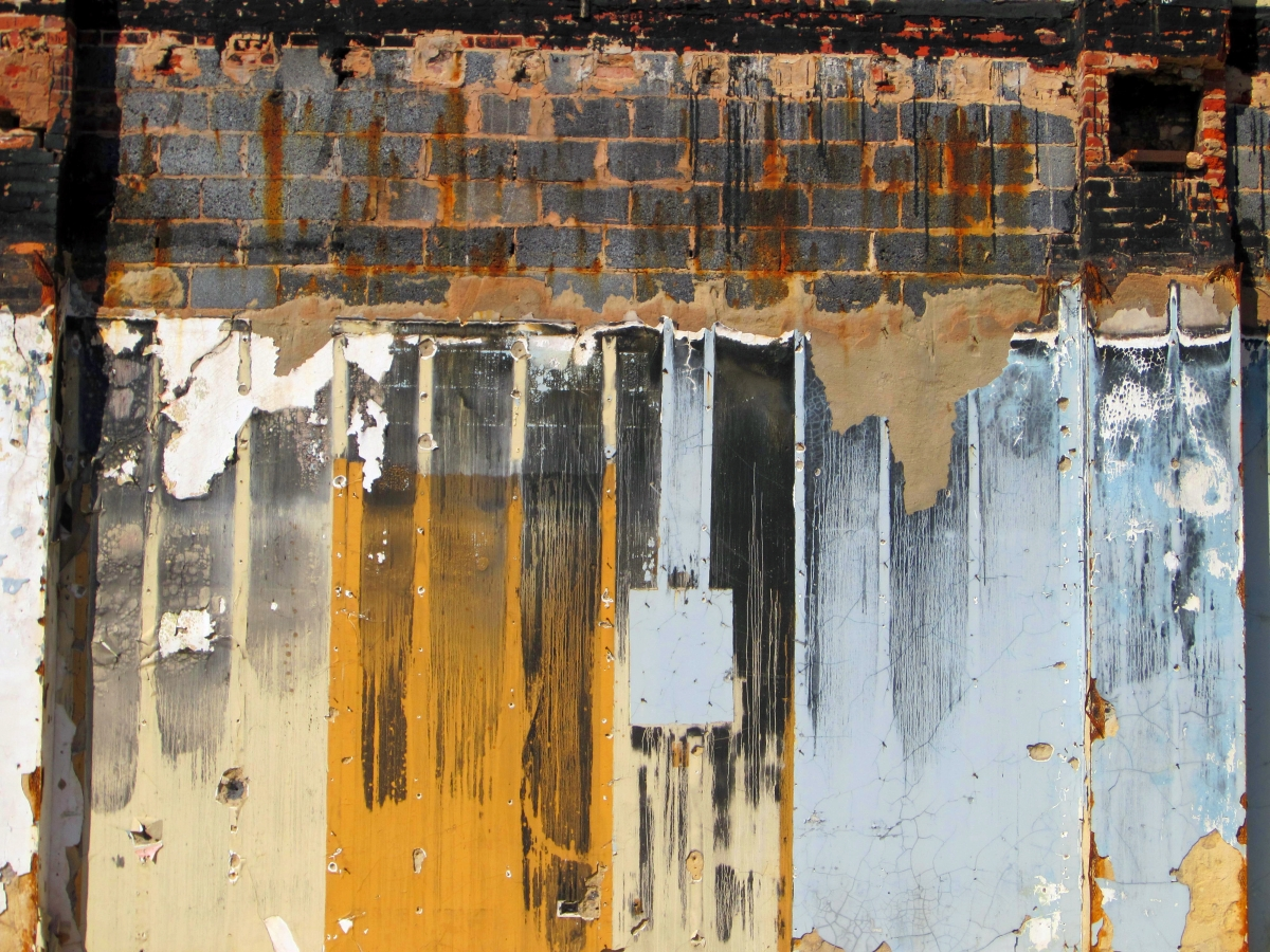 Abstract Wall IV (large view)