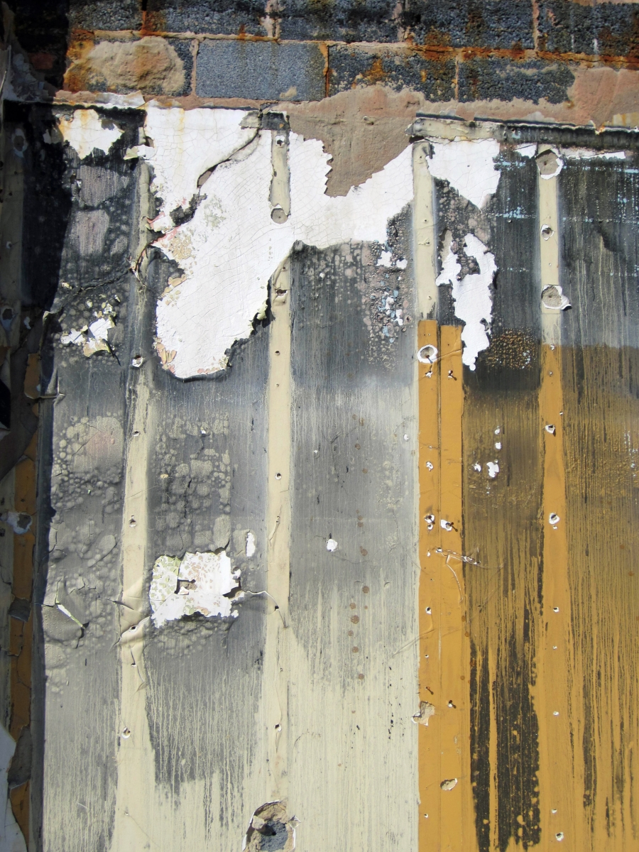 Abstract Wall XIII (large view)