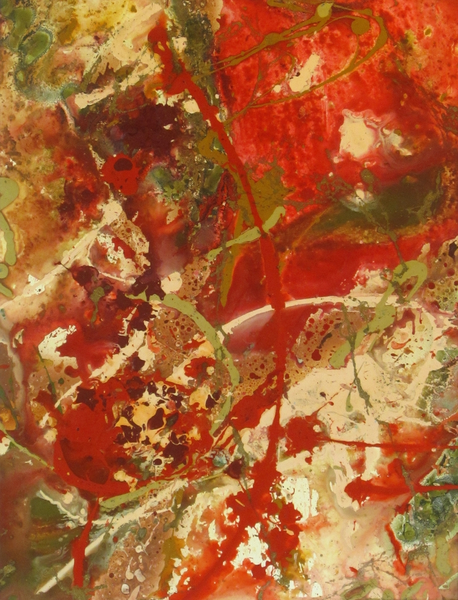 Calypso Bop 2006 by Ryan Hopkins the Abstract Artist (large view)