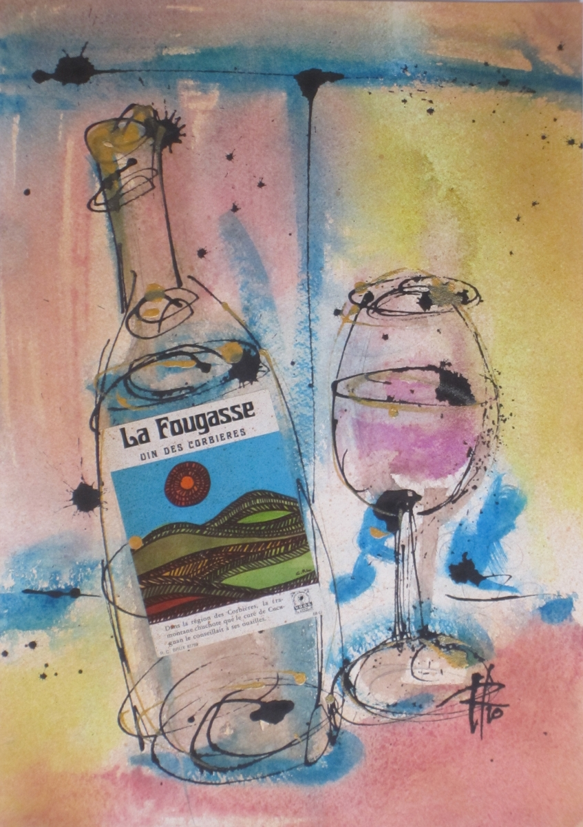 La Fougasse (Vintage Wine) (large view)