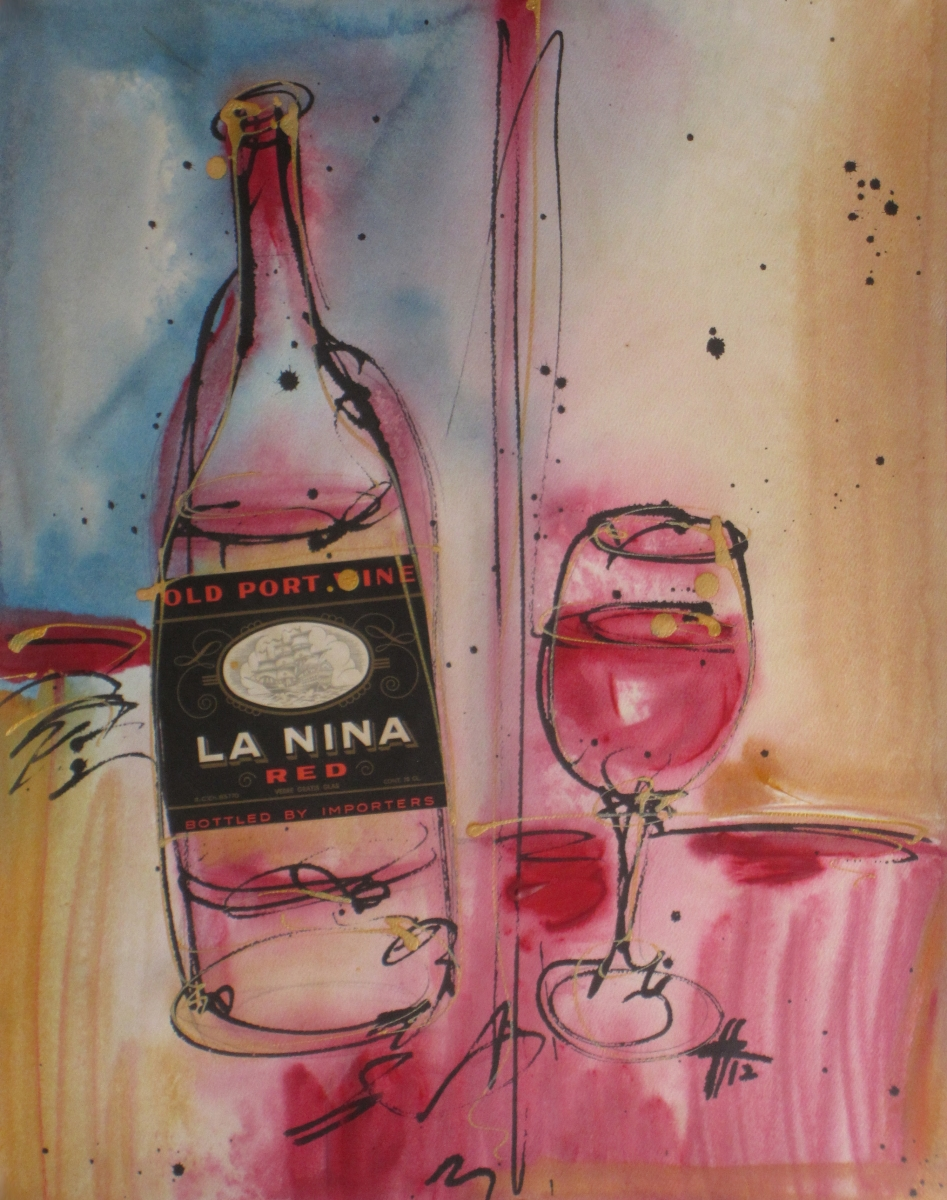 La Nina (Vintage Wine) (large view)