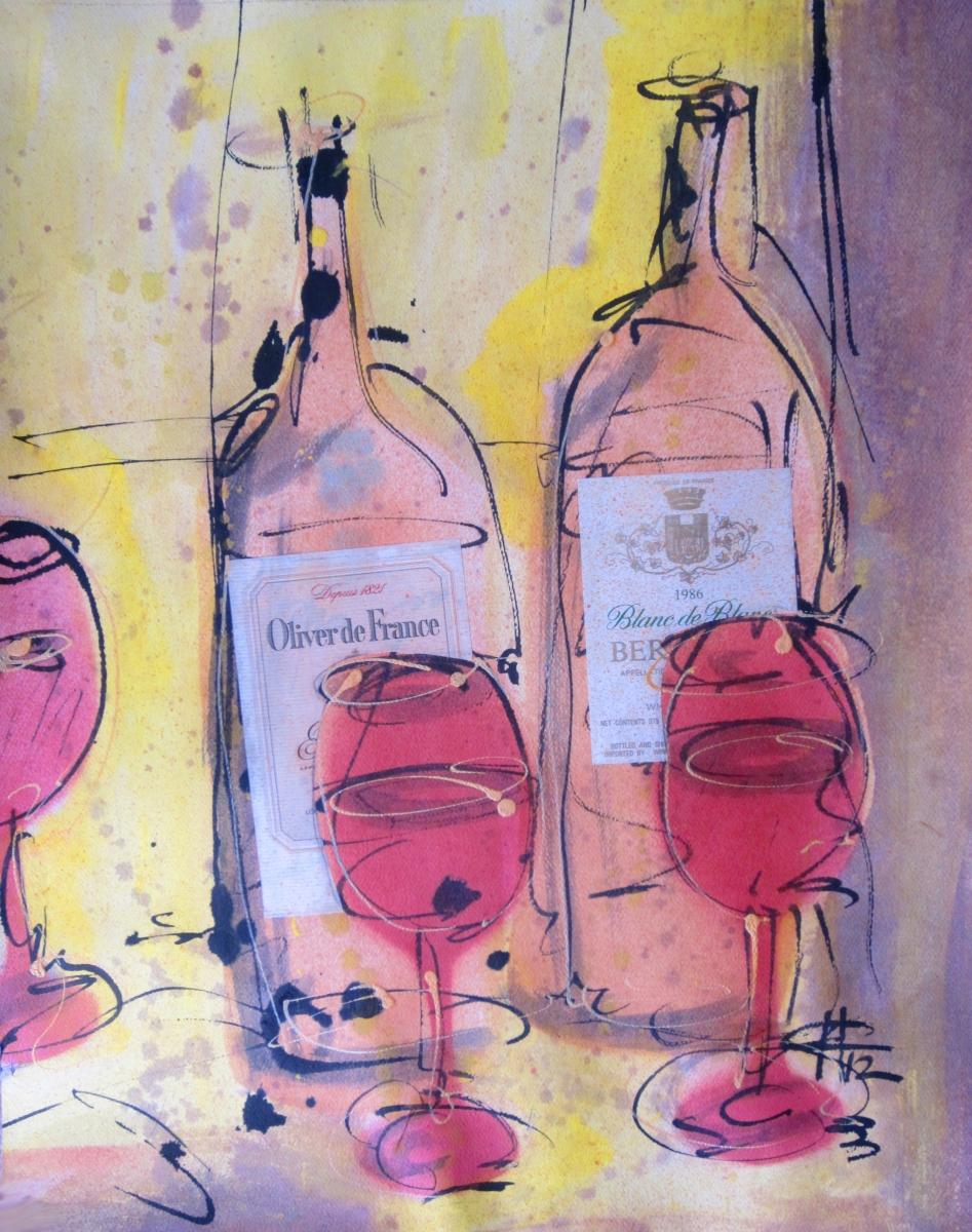 Oliver De France (Vintage Wine) (large view)
