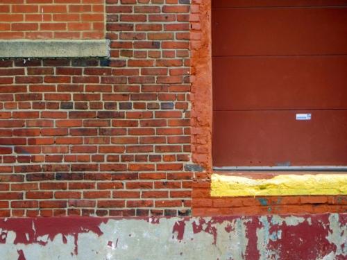 Urban Abstract LXXIX by Hopkins Original Art