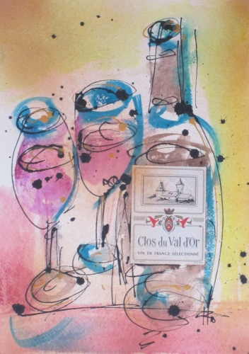 Clos du Val d'Or (Vintage Wine) (large view)