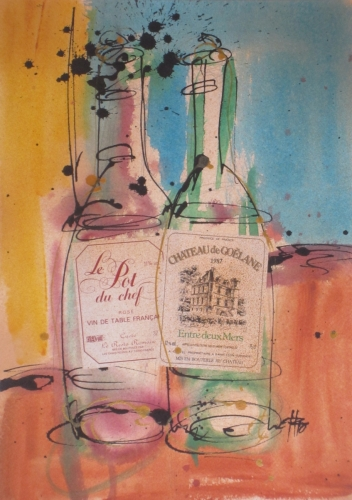 La Pot du Chef (Vintage Wine) (large view)