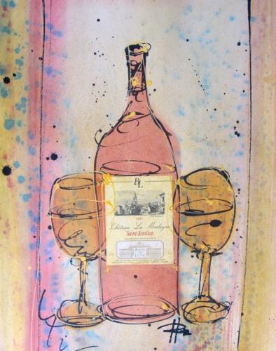 Chateau La Mouleyre (Vintage Wine) (large view)