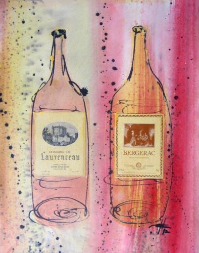 Laurenceau Bergerac (Vintage Wine) (large view)