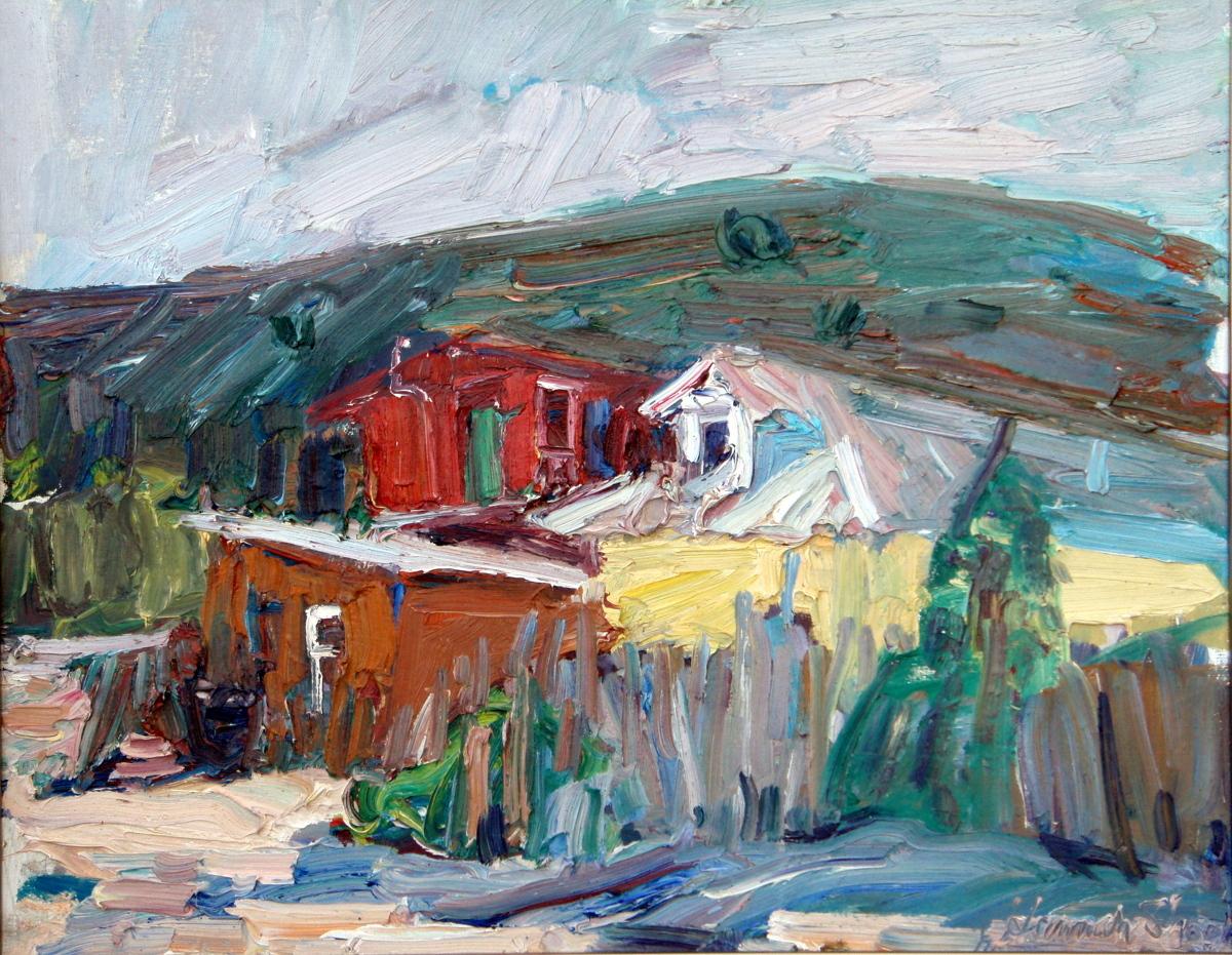 Abiquiu Village  (large view)
