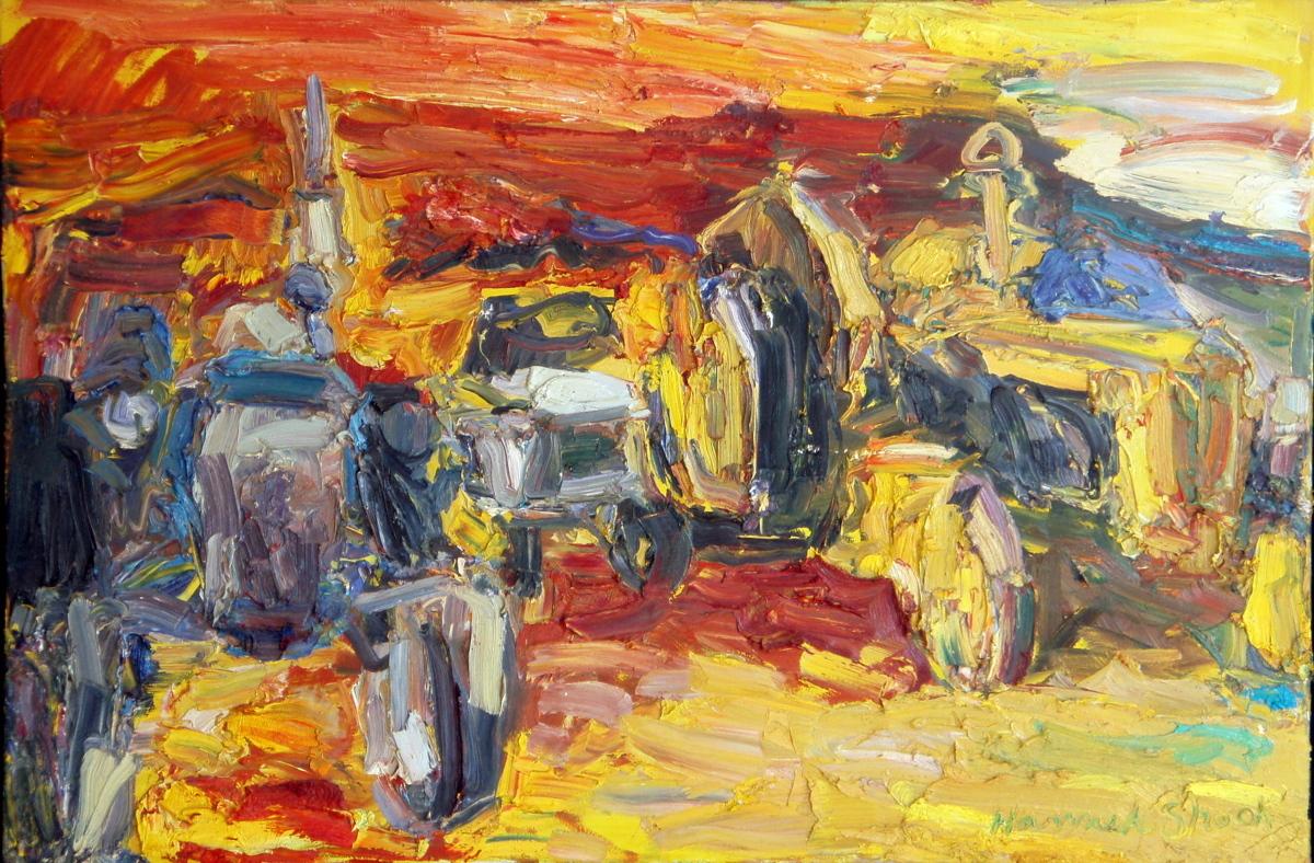 Los Tractors de Sol  (large view)