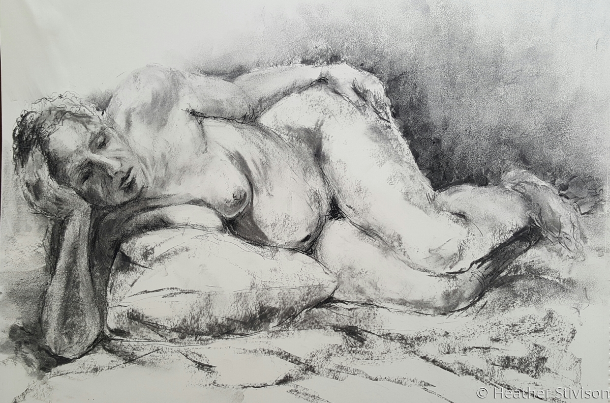 Reclining Nude 1 (large view)