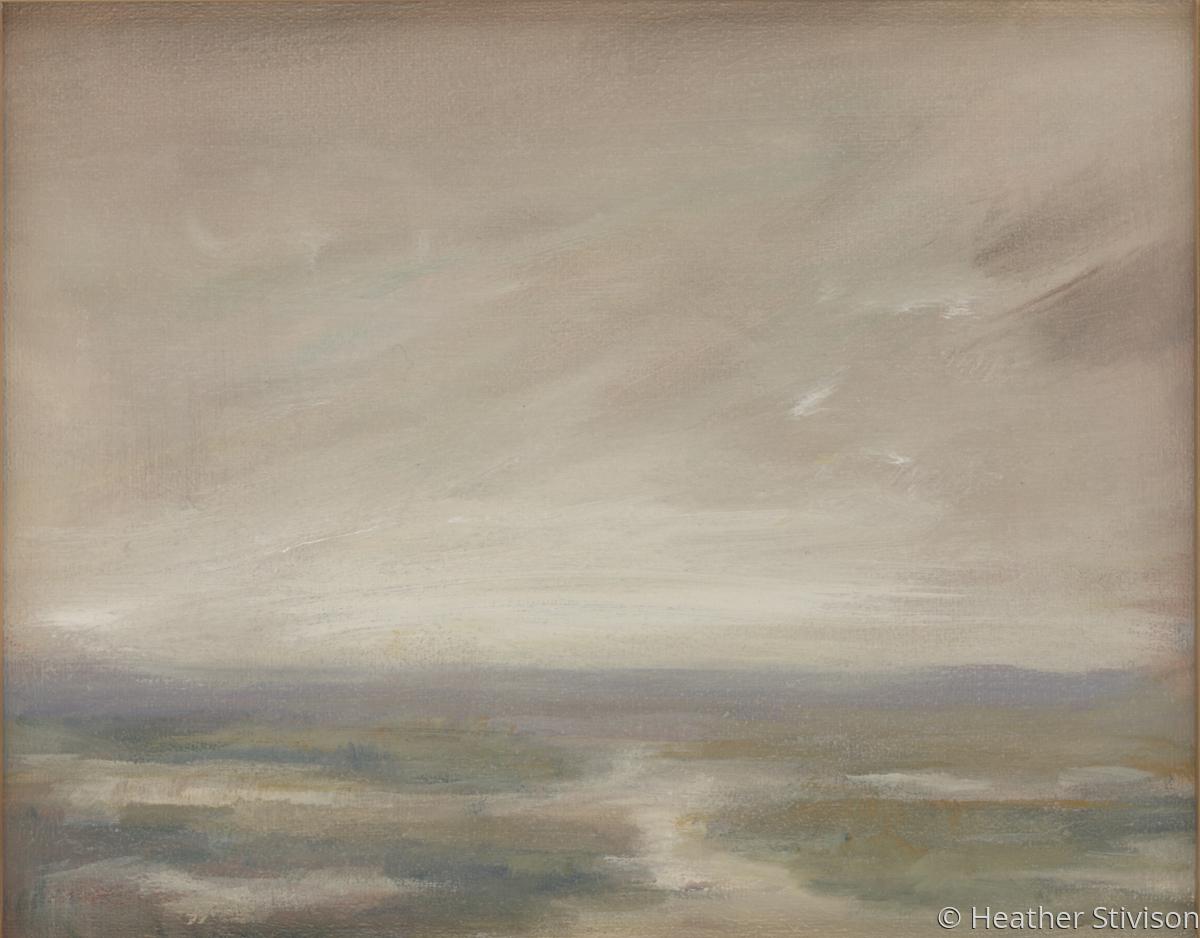 Atmospheric 6, umber (large view)
