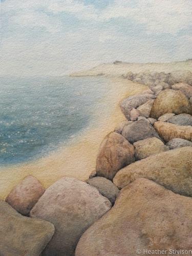 Coastal Boulders