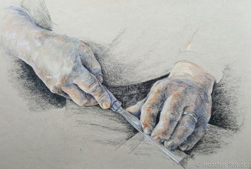 Doug's Hands