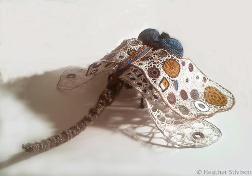 Klimt Dragonfly