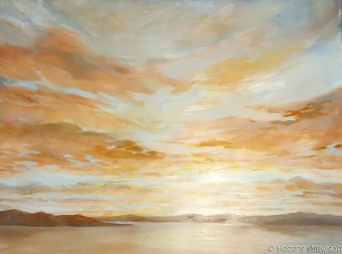 Nonquitt Sunset