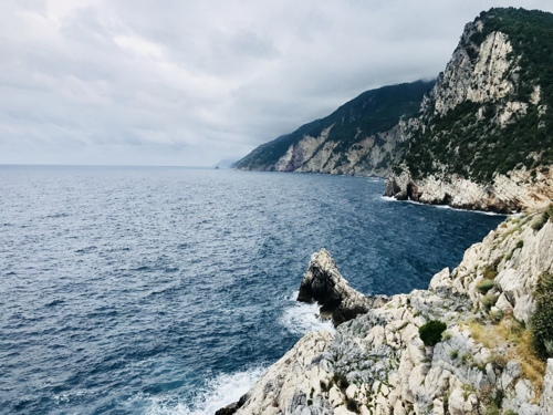 Portovenere Cliffs