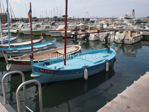 Cassis Harbor 1